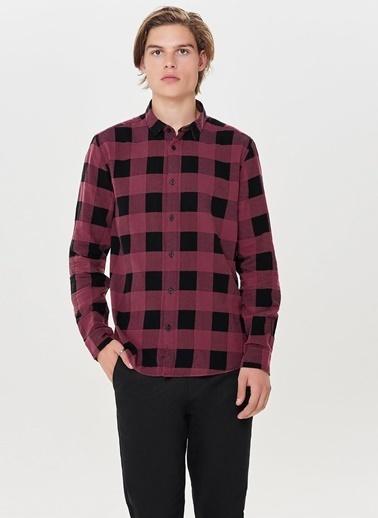 Only & Sons Gömlek Pembe